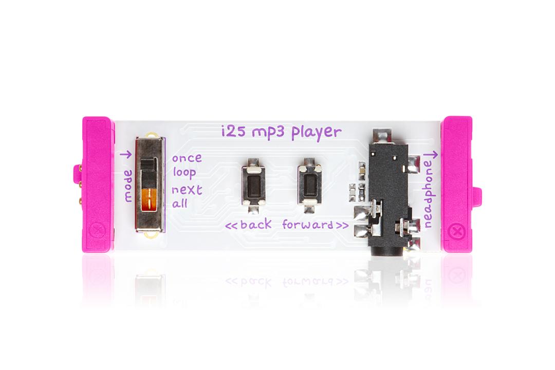 1. MP3 player