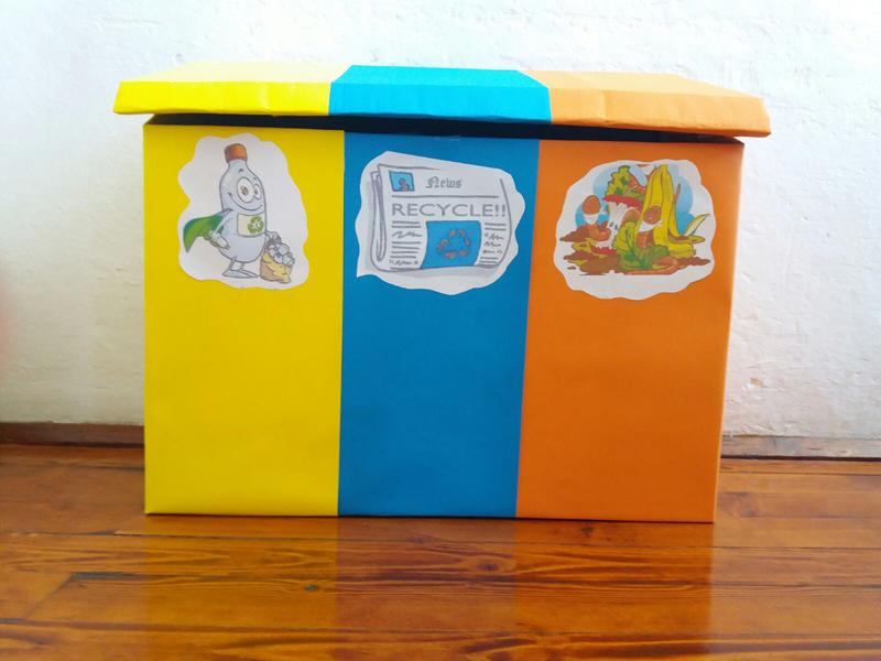 Razvrstajmo i reciklirajmo otpad